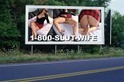 Free porn pics of Advertising my slutty wife 1 of 3 pics