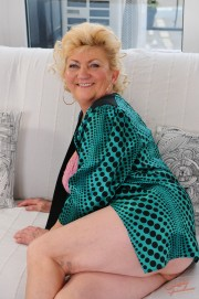 Free porn pics of Blond granny Tamara gets boned by another young stud. 1 of 99 pics