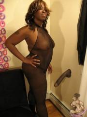 Free porn pics of Mz. Panther Ebony Big Tit BBW 1 of 73 pics