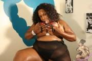 Free porn pics of Ms. Thang - Ebony BBW 1 of 60 pics