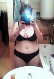 Free porn pics of Selfie my BBW sexy gf 1 of 27 pics