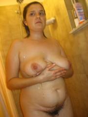 Free porn pics of BBW shower 1 of 68 pics