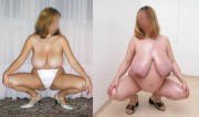 Free porn pics of Growing Udders: Maxi 1 of 7 pics