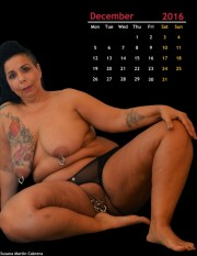 Free porn pics of Time for the December calendar 1 of 13 pics