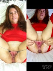 Free porn pics of Do you like me better pulling my big pussylips open with my fing 1 of 1 pics