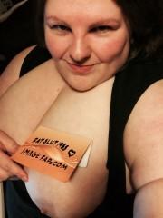 Free porn pics of Verified Fat Slut 1 of 1 pics