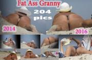 Free porn pics of FAT ASS GRANNY CANDID 1 of 1 pics