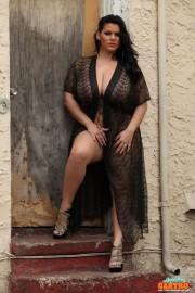 Free porn pics of Angelina Castro SO HOT in a BLACK NIGHTIE 1 of 59 pics