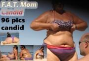 Free porn pics of FAT MOM CANDID 1 of 1 pics