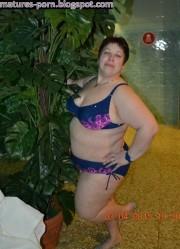 Free porn pics of Sexy Russian BBW mature 1 of 42 pics