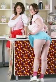 Free porn pics of Candy Store Cuties 1 of 49 pics