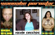 Free porn pics of Wannabe Pornstar Magazine UPDATED SPECIAL FEATURE! NICOLE CECCHI 1 of 15 pics