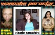 Free porn pics of Wannabe Pornstar Magazine UPDATED SPECIAL FEATURE! NICOLE CECCHI 1 of 15 pics