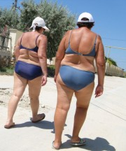 Free porn pics of Two Grannies walking 1 of 7 pics