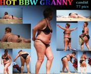 Free porn pics of Covers of Beach Voyeur (BBW`s and GRANNIES) 1 of 41 pics