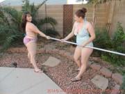 Free porn pics of Two very hot BBW Milfs in Bikini 1 of 58 pics