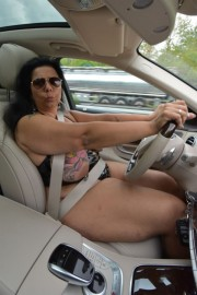 Free porn pics of Driving in my car .... 1 of 3 pics