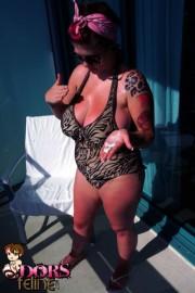 Free porn pics of Dors Feline - sunblock 1 of 108 pics