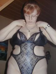 Free porn pics of Chubby Pale Redhead Slut - Tanja 1 of 67 pics