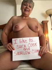 Free porn pics of Grandma gets naked. 1 of 56 pics