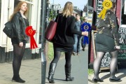 Free porn pics of Candid pantyhose contest. 1 of 26 pics