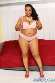 Free porn pics of Black and chubby BBW Sofia St James 1 of 17 pics