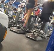 Free porn pics of Fat ass slut at the gym. 1 of 12 pics