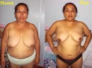 Free porn pics of Mamá y Hija 1 of 14 pics