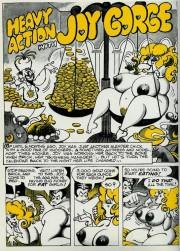 Free porn pics of Joy Gorge BBW WG Vintage Comic 1 of 19 pics
