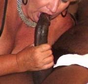Free porn pics of Black Cock Mature Slut Queen of Spades Hotwife 1 of 135 pics
