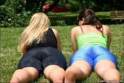 Free porn pics of Yoga, Stretchy Pants - Thank Goodness!!! 1 of 41 pics