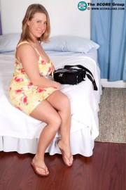 Free porn pics of Anastasia Blake - I Like Playing Wii Topless 1 of 60 pics