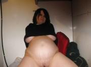 Free porn pics of Preggo Chubby 1 of 23 pics