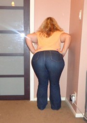 Free porn pics of BBW WITH BIG AND DELICIOUS ASS 1 of 19 pics