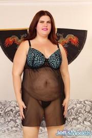 Free porn pics of BBW Danni Dawson gets double dicked 1 of 32 pics
