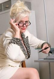 Free porn pics of Nylon Granny Zoe 1 of 53 pics