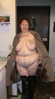 Free porn pics of Notepad humiliation 1 of 30 pics