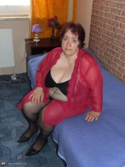 Free porn pics of Fat and Ugly Pantyhose Granny 1 of 152 pics