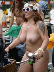 Free porn pics of WNBR Chubby 1 of 20 pics