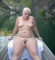 Free porn pics of BBWs Posing Naked Outdoors 1 of 106 pics