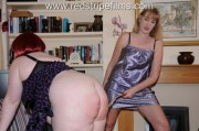 Free porn pics of Legendary BBW Submissive Gets Her Huge Ass Caned by Mistress 1 of 19 pics